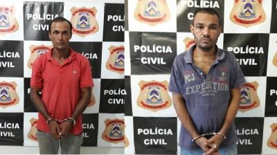 "Genivan Francisco Alves, vulgo ""Cotidiano"" e  Leandro Alves Panta, vulgo ""Bafo"""