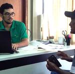 O produtor rural Guilherme Ribeiro Cunha, de Palmas, destacou a agilidade da realização do cadastro na Semarh