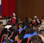 De acordo com a secretária, o objetivo da Seduc é apoiar o aluno no Enem
