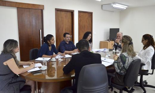 Pauta da reunião faz parte das melhorias propostas na área da Segurança Pública e Medidas de Execução Penal, definidas em encontro no início do ano