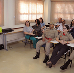 Corpo de Bombeiros, Rotary Clube de Palmas, profissionais de saúde, entre outros, estiveram presentes na abertura do evento
