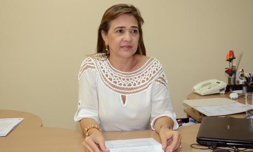 Diretora interina do Sine no Tocantins, Glaucia Branchina preve que até o final de 2017 o Estado conseguirá alcançar a média de 400 a 500 novos postos de trabalho por mês