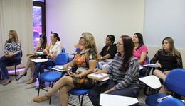 Técnicos da Secretaria participam de formação dos programas de alfabetização