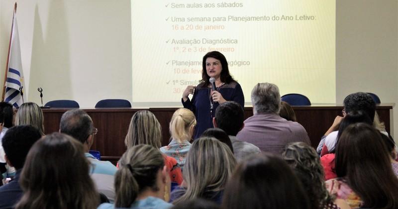 Começou nesta segunda-feira a formação de Assessores de Currículo das Diretorias Regionais de Educação.