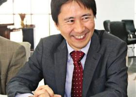 Palestrante Satoshi Ogita, diretor de Projetos do Banco Mundial.