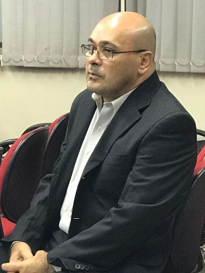Francisco Araújo agradeceu a recepção calorosa