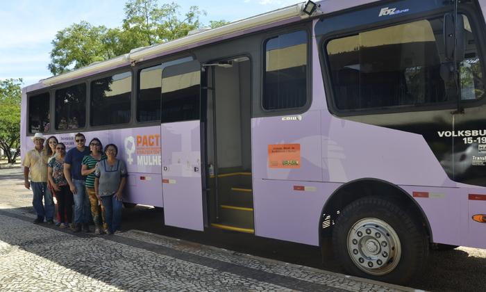 Equipe Técnica da Seciju saiu de Palmas rumo às comunidades indígenas na segunda-feira, 22.