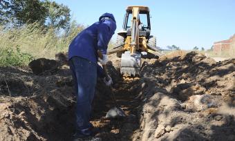 Obras de extensão de três mil metros de rede de água são entregues em Lajeado neste mês