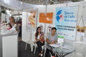 Banco de leite esteve no evento -Nielcem Fernandes (132).JPG