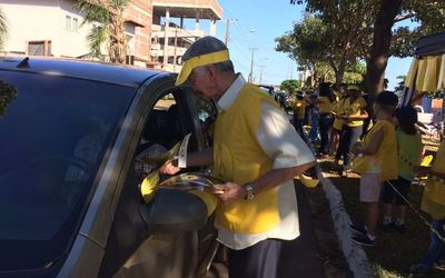 Blitz Educativa em Araguaína