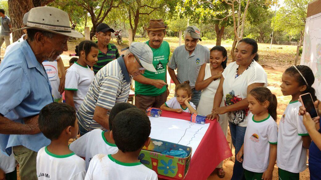 Naturatins inicia diálogo sobre Manejo Integrado do Fogo em São Félix