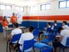 Equipe médica promove palestras e rodas de conversas com os internos.