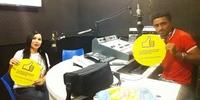 Entrevista na Rádio Local de Araguatins
