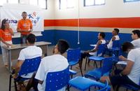 Equipe médica promove palestras e rodas de conversas com os internos
