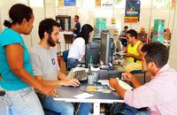 Cerca de 30 pessoas renegociaram dívidas com o Banco do Empreendedor (BEM) durante o Feirão de Oportunidades promovido pela Acipa