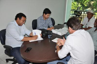 Regulação e município de Peixe assinam termo de compromisso