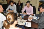 O secretário do Turismo do Tocantins, Alexandro de Castro (D), disse que a reunião da Câmara tem o intuito de validar a proposta que será apresentada aos governadores