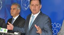 3 Forum Governadores Brasil Central - Marconi Perillo GO - Foto-Aldemar Ribeiro (5).JPG