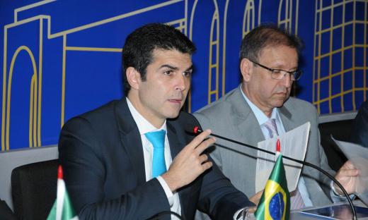 O ministro da Integração Nacional, Helder Barbalho, elogiou a força do Consórcio
