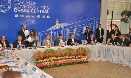 Marcelo Miranda ressaltou que a inserção das agências de fomento irá favorecer os produtores, não somente do Tocantins, mas de todos os estados consorciados e também do Brasil
