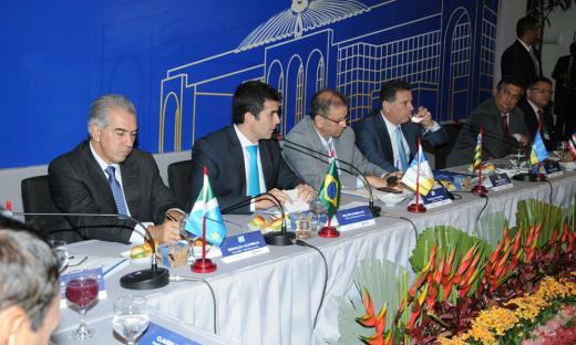 Governadores aprovaram o pleito para que sejam capitalizados 7% de recursos das agências de fomento dos estados consorciados do Brasil Central