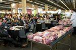 Na feira, acontece uma vasta programação sobre a cadeia da carne, minicurso, painel, gastronomia, cases sobre produção de carne, leilões virtuais, entre outros