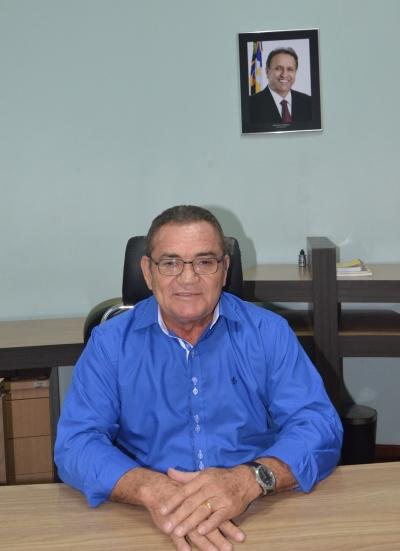 Vice-Presidente do Detran Tocantins, Hermes Azevedo Coelho