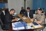Assinatura do Acordo de Cooperação Técnica entre Detran e PRF
