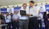 Governador Marcelo Miranda entrega equipamentos de informática ao Ruraltins