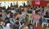 Cerca de 400 crianças participaram do ciclo de palestras realizado em quatro escolas das redes municipal e estadual