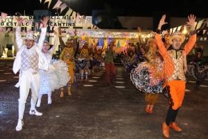 Coronéis do Sucupira apresentam coreografia no Arraiá da PMTO.