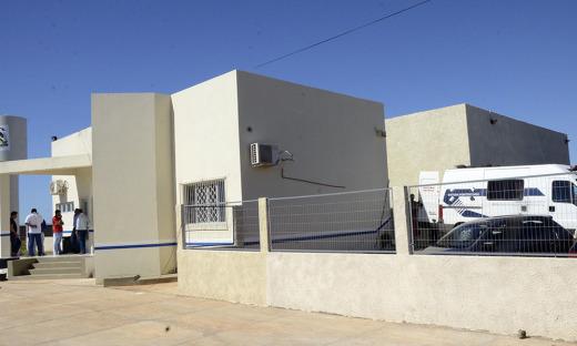 Unidade Prisional Feminina de Talismã possui três celas, área para banho de sol, alojamento para agentes, área administrativa e área para trabalhos com horta