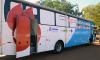 Nesta terça-feira, 20, apartir das 12h30, a unidade móvel estará disponível para atender aos servidores públicos estaduais que forem doar sangue