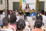 Patrícia destacou o papel da Assistência Social