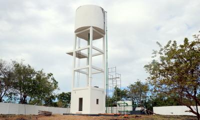 Obras ampliam sistemas de abastecimento de água em Presidente Kennedy