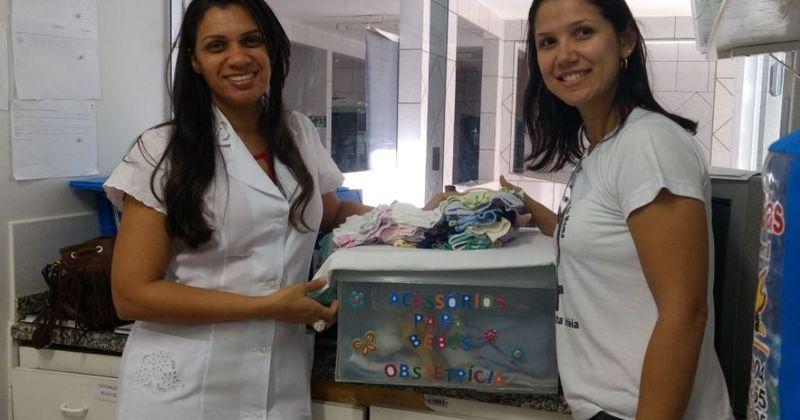 Equipe recebe itens para entregar a famílias carentes - Divulgação  (1)_800x420.jpg