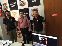 O Corregedor conheceu as instalações que abrigam as unidades que compõe a Regional e os núcleos da Polícia Científica.