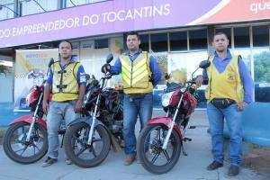 Com o Motobem, o mototaxista tem acesso a R$ 8.500,00 para trocar a moto