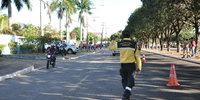 Realização de Blitz  na  Avenida Ns 1101 Sul