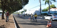 Realização de Blitz na Avenida Ns 1001 Sul