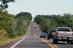 O governador Marcelo Miranda entregou nesta sexta-feira, 30, 87,05 km de pavimentação recuperados, com melhorias de drenagem e na sinalização da TO-222