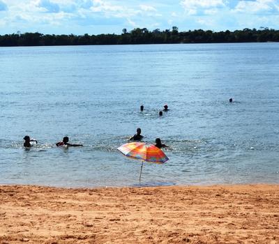 Praia do Tição - Buriti