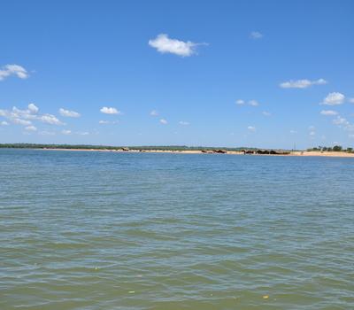 Praia do Bacuri Grande  - Esperantina
