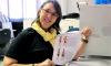 Professora Lídia Soraya Barroso que preparou o material didático do curso, ministra a disciplina 'Pesquisa de campo' e 'Metodologia cultural e diversidade'