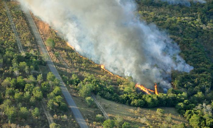 Governador vai lançar campanha e apresentar investimentos para monitoração e combate a queimadas e incêndios florestais no Tocantins