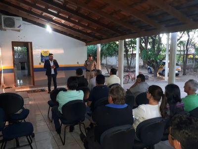 Inauguração do Pólo de Fiscalização de Araguatins