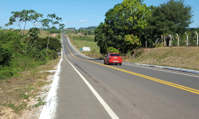 Somados ao trecho de Sítio Novo a Itaguatins (25,23 km), que será inaugurado nesta sexta-feira, serão 103,1 km inaugurados apenas nesta região do Bico do Papagaio