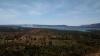Vista do alto da Serra do Bandeira