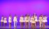Apresentação do Balé Popular do Tocantins na categoria jazz avançado no 5° Festival Internacional de Dança de Goiás
