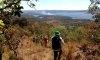 Extensionistas do Ruraltins em Miracema visitaram a Serra da Bandeira, nas proximidades das comunidades Ilha da Ema e Pilões, para conhecerem as potencialidades turísticas do local